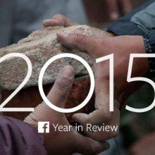 Facebook 2015: un anno social