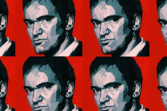 Quentin Tarantino PopArt