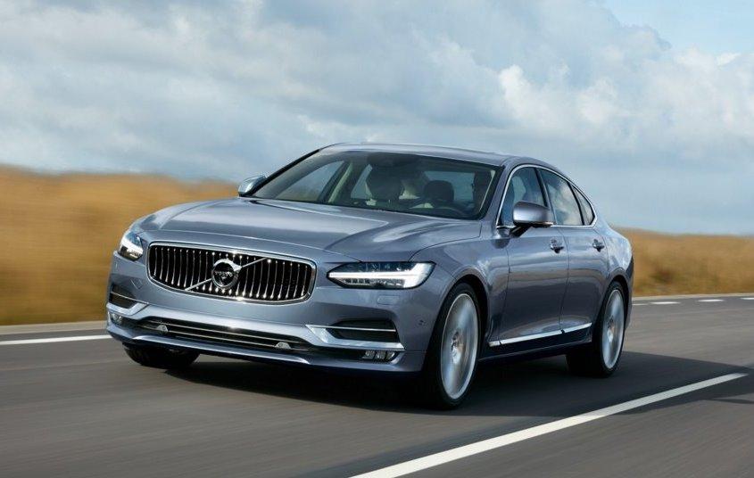 Volvo S90: un gioiello tecnologico al NAIAS 2016