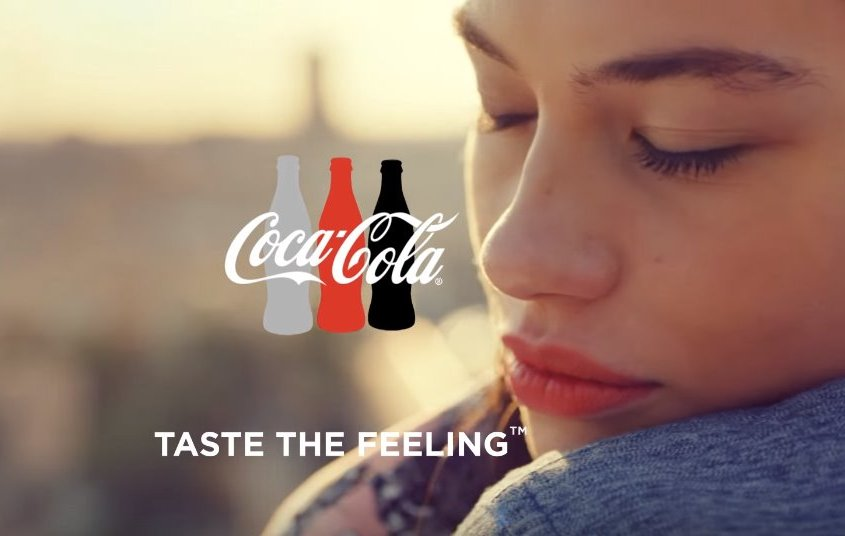 "Taste the Feeling Coca-Cola: ecco la campagna ""One Brand"""