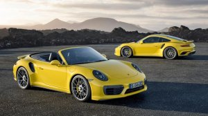 Porsche 911 Turbo al Salone di Detroit