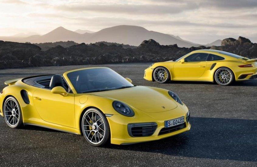 Porsche 911 Turbo: bellezza e potenza al Salone di Detroit