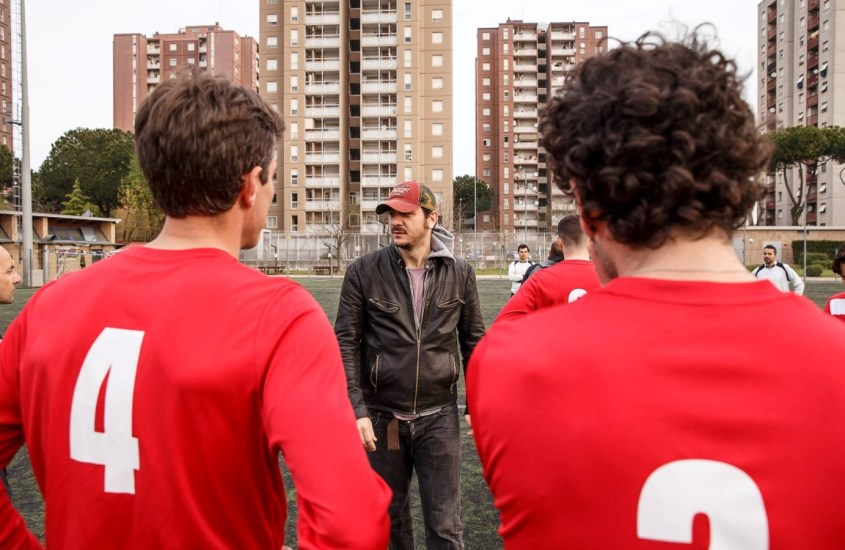 Gli Eroi del Calcio: la campagna Fiat firmata da Gabriele Mainetti