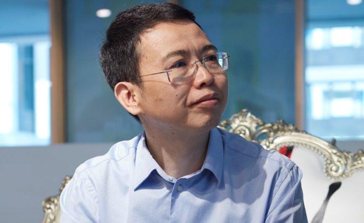 Lijun Xin JD.com