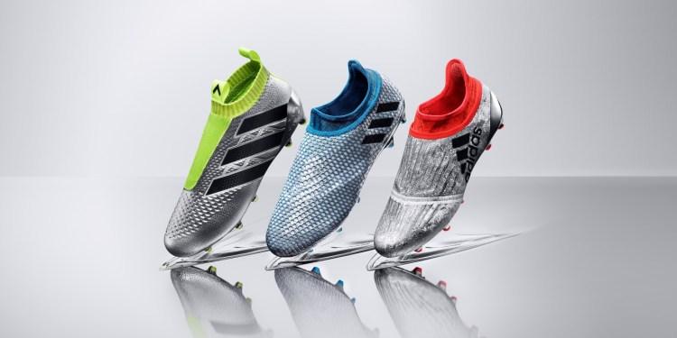 Mercury Pack adidas football: First Never Follows