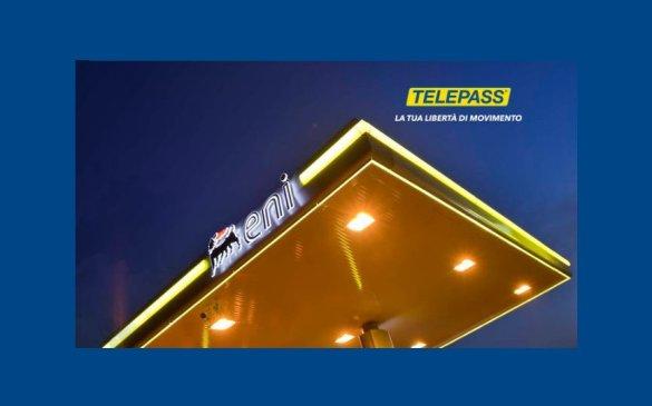 Eni premia i clienti Telepass Premium Sconto pedaggio autostradale