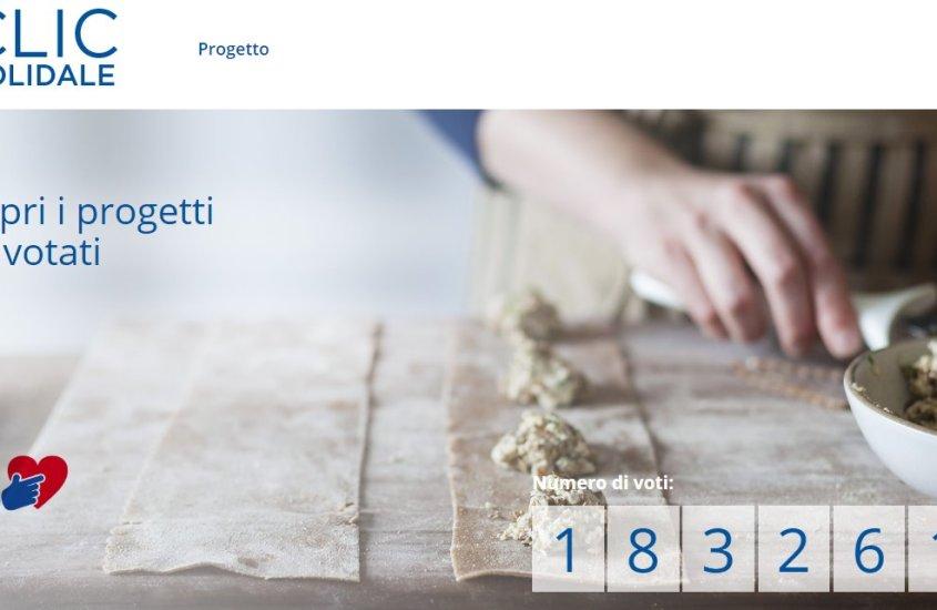 Fondazione Carrefour: grande successo del progetto Clic Solidale