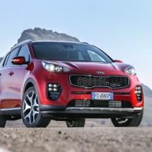 Kia Sportage Vehicle Dependability Study