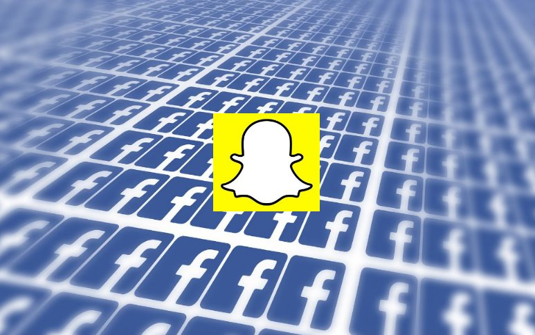 Facebook ha ammazzato Snapchat, Snapchat è vivo