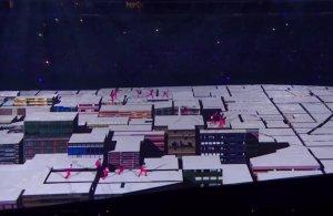 Cerimonia Apertura Olimpiadi Rio 2016