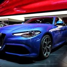 Alfa Romeo Giulia Veloce