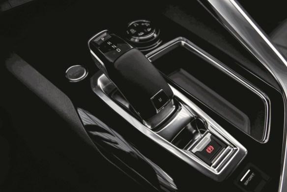 Peugeot 3008 Interni