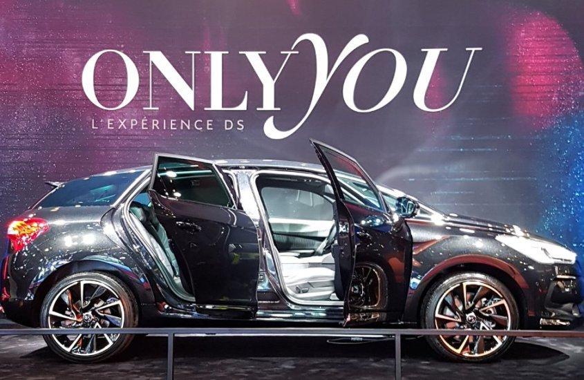 """Only You: lo stile della """"sartoria"""" DS Automobiles"""
