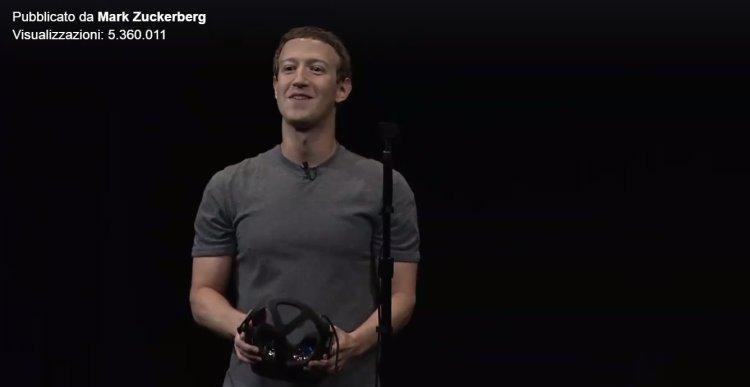 Mark ci svela le VR Emoji