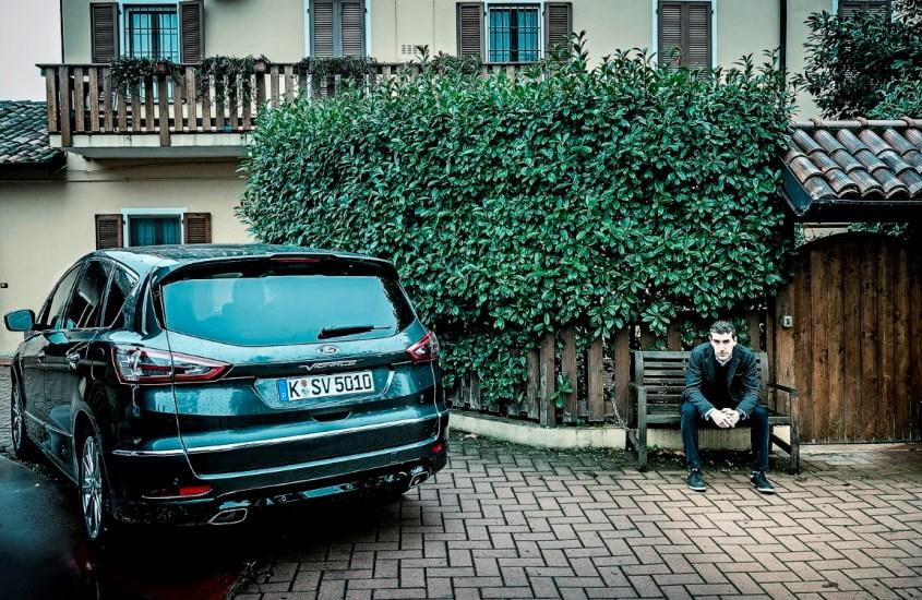 Ford S-MAX Vignale: alta manifattura artigianale degli interni