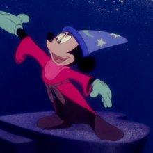 Fantasia Walt Disney Topolino