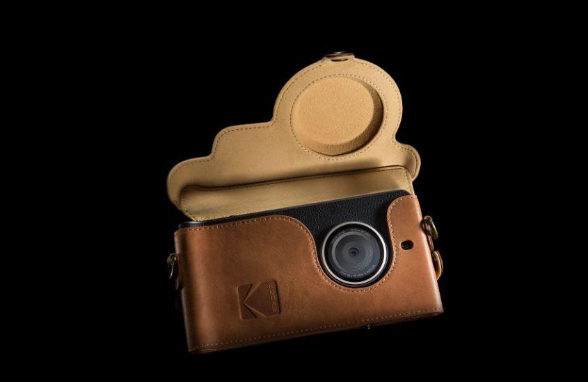 Kodak Ektra: ecco lo smartphone vintage per i fotografi