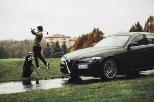 Alfa Romeo Giulia - Andrea Schiavina
