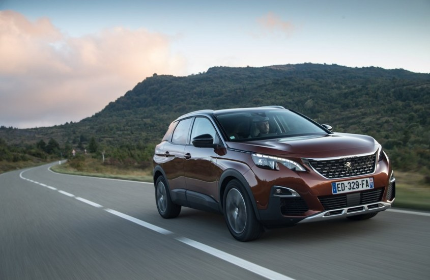 Peugeot i-Cockpit: conosciamo meglio Start & Stop e Grip Control