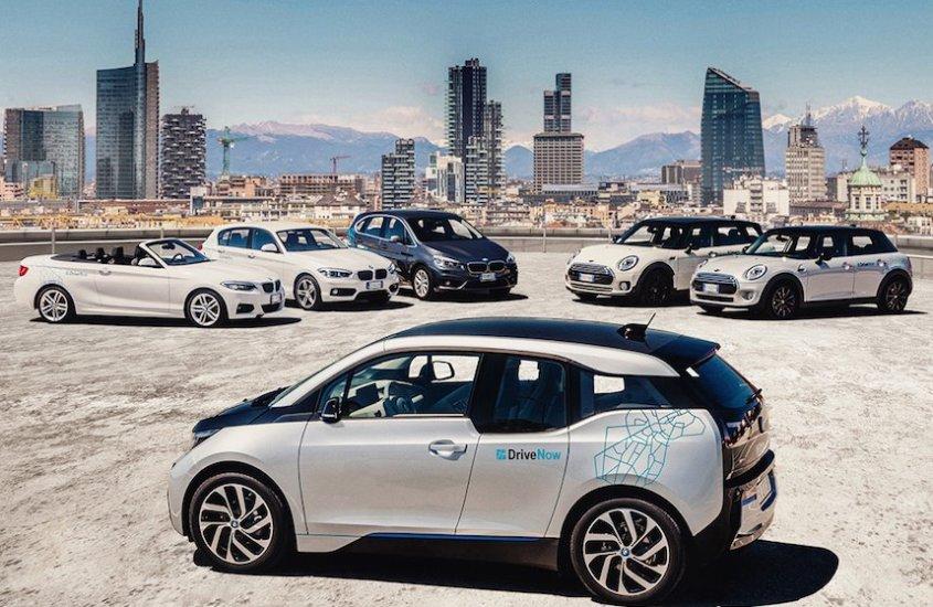 Andrea Leverano di DriveNow ci racconta lo sbarco a Milano delle BMW i3