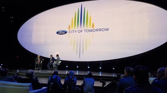 Ford Detroit 2017