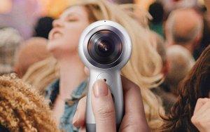Nuova Samsung Gear 360