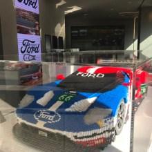 Ford GT 2016 LEGO