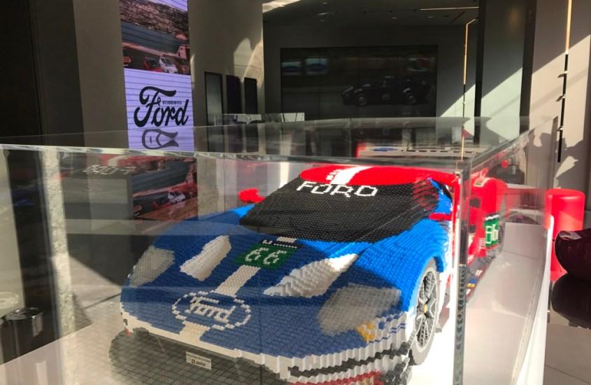 La Ford Social Home chiude in bellezza con LEGO