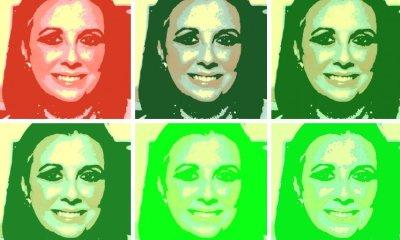 Laura Biagiotti popart