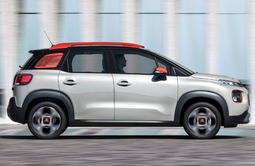Citroën C3 Aircross: ecco il nuovo compact SUV people minded