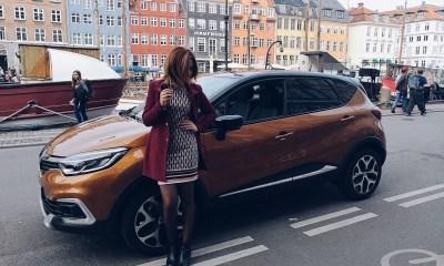 Renault Captur Antonia Chiatante