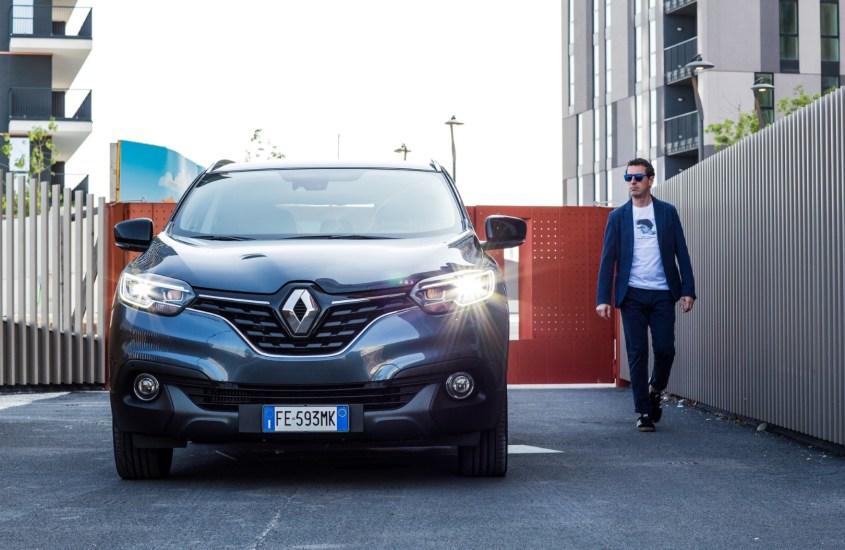 Renault Kadjar Hypnotic Collection: Take The Alternative Road