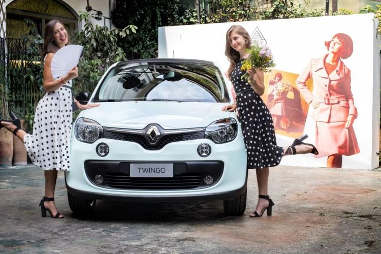 Renault Twingo La Parisienne