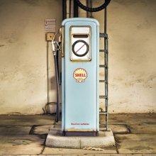 Prima pompa di benzina