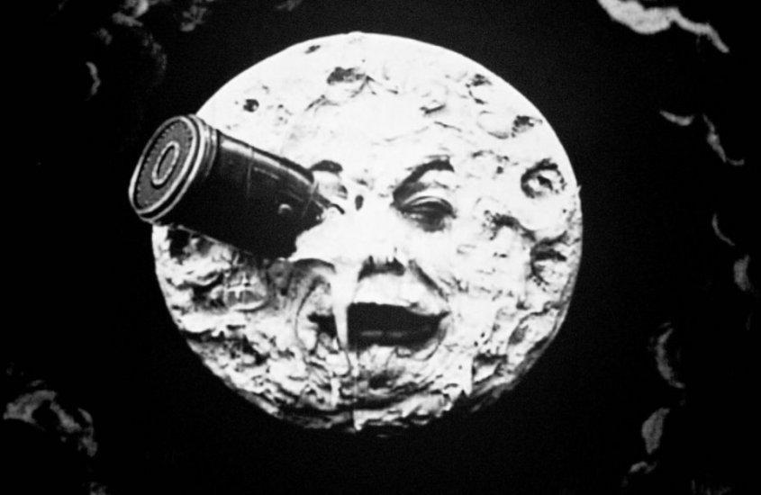Viaggio sulla Luna: ecco il primo film di fantascienza della storia