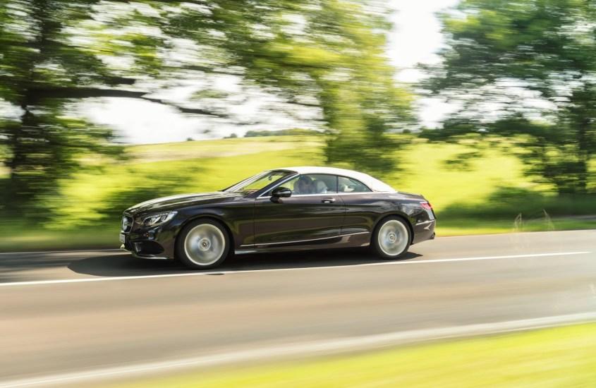 Mercedes Classe S Coupé e Cabriolet: delicato restyling dal sapore sportivo