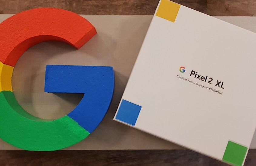 Google Pixel 2 XL: ecco il nuovo smartphone targato Big G