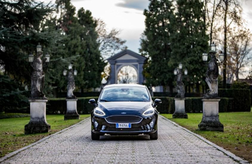 Nuova Ford Fiesta Vignale: esperienza sonora dallo stile unico