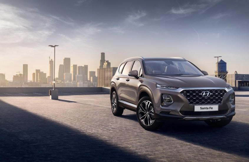 Nuova Santa Fe: Hyundai ha svelato le prime immagini