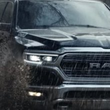 Super Bowl 2018 Ram Trucks
