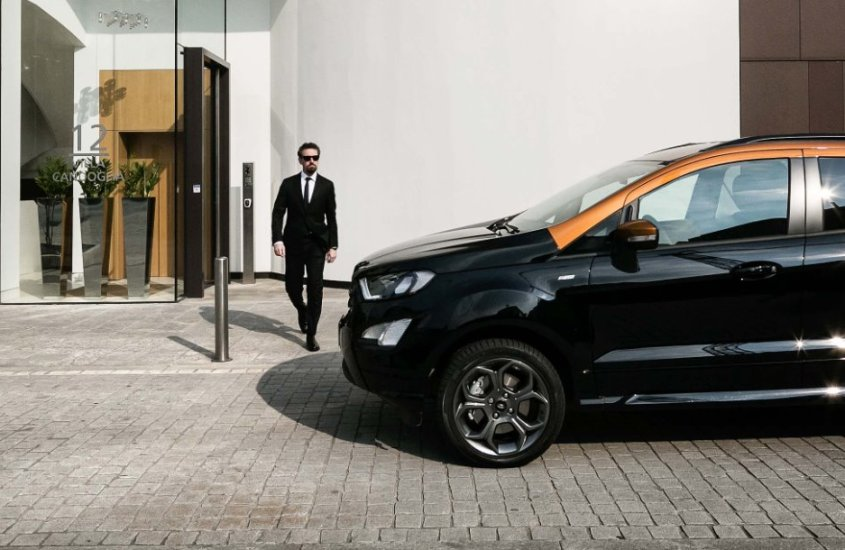 Nuova Ford EcoSport alla Milano Fashion Week
