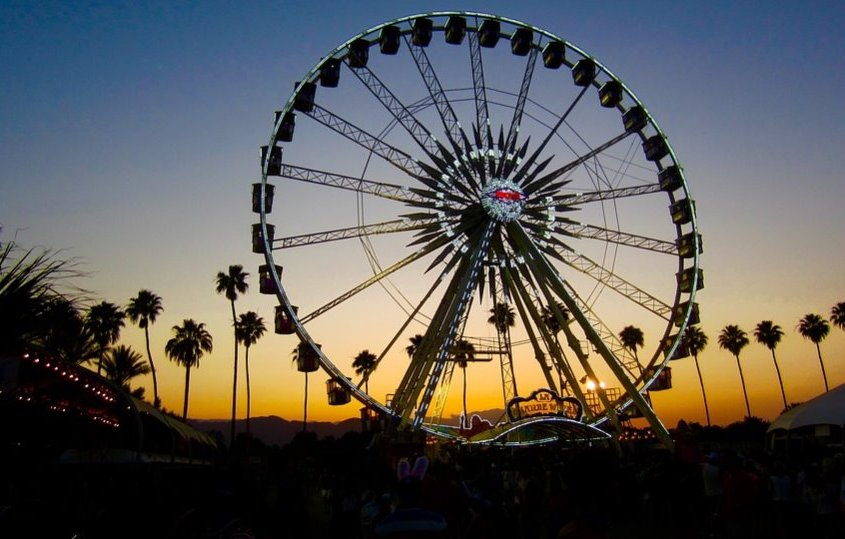 Coachella 2018: le 7 foto più belle su Instagram