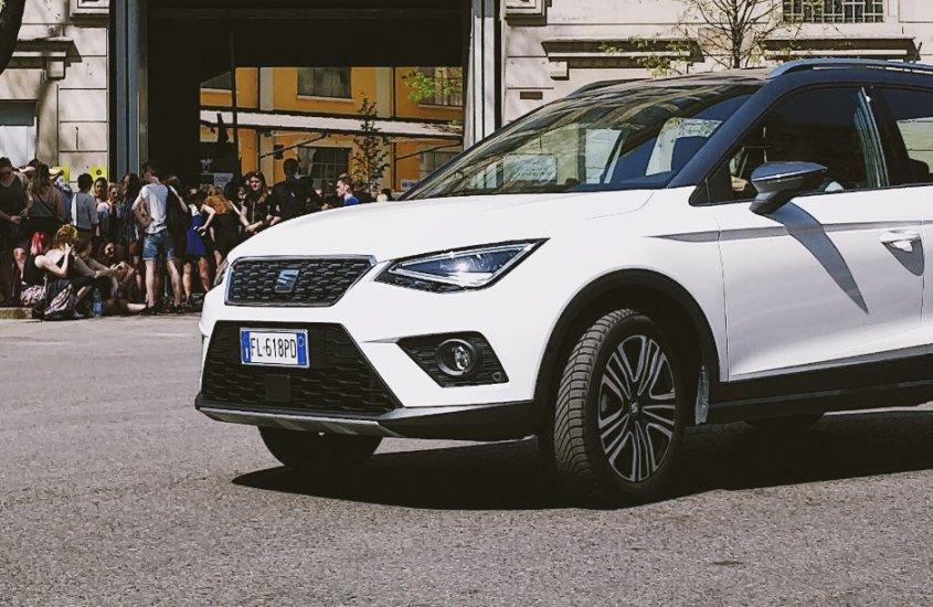 Nuova SEAT Arona protagonista della Milano Design Week