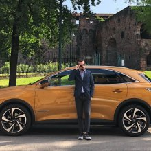DS 7 Crossback photo Stylology