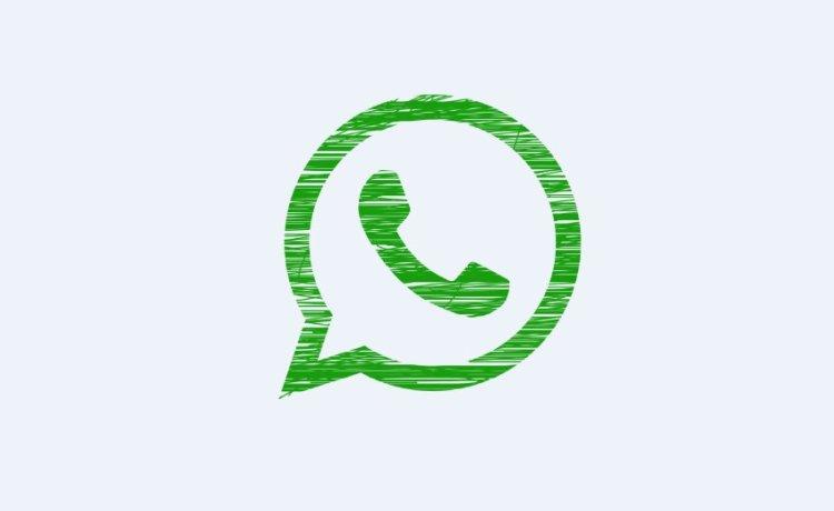 pallino nero su whatsapp