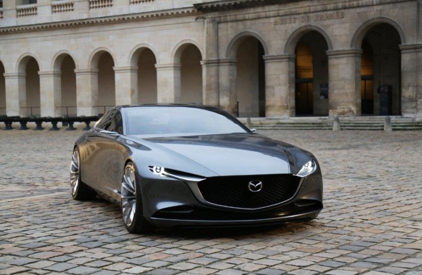 Breathing Life Into Things: Mazda celebra la VISION COUPE