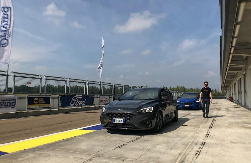 Nuova Ford Focus 2018: primo contatto con la Ford migliore di sempre
