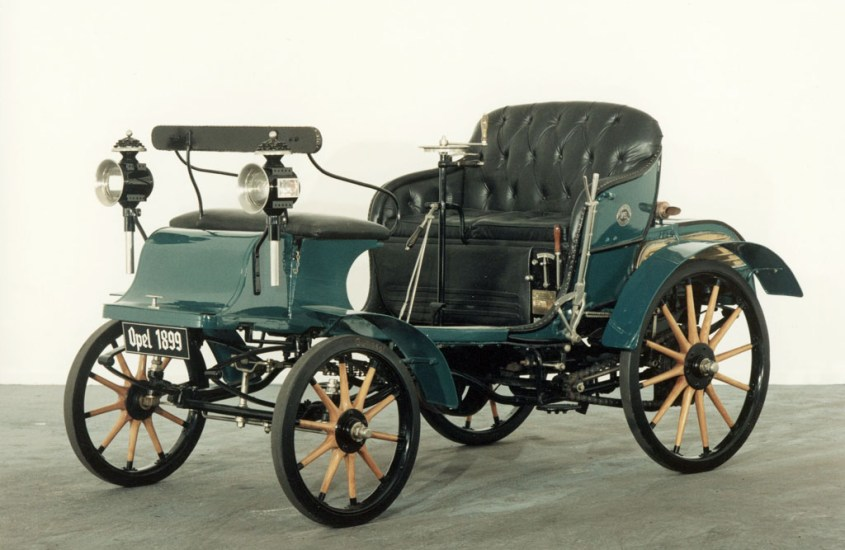 Opel: una fantastica avventura lunga 120 anni