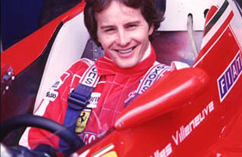 "Gilles Villeneuve: l'indimenticabile ""aviatore"""