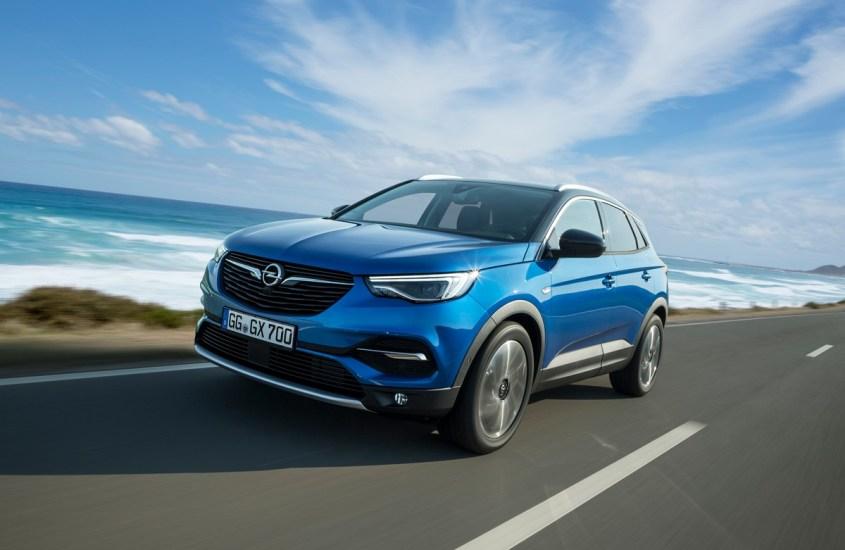 Opel Grandland X: eleganza avventurosa e raffinata
